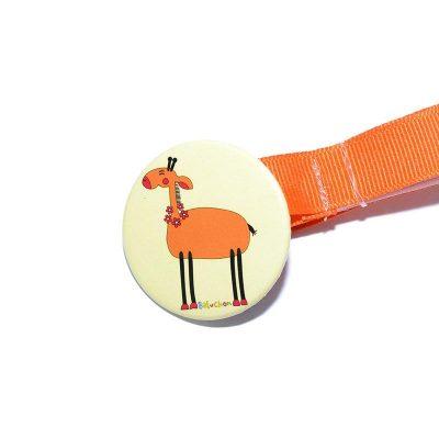 Attache-suce girafe