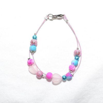 Bracelet junior fille turquoise
