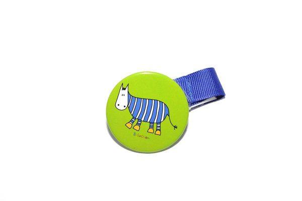 Attache-suce zebre
