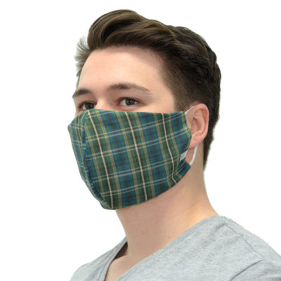 Masque urbain / Col tube