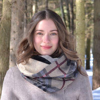 Foulard hiver dame
