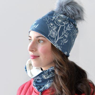 Tuque beanie hiver femme